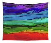 Rainbow Vision Tapestry