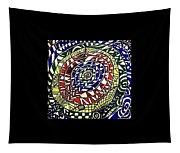 Rainbowrings Tapestry