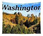 Randle Washington In Fall 02 Tapestry