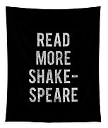 Read More Shakespeare Vintage Tapestry