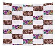 Rectangular Patchwork Tapestry