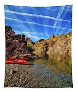Reflections On The Colorado River Tapestry