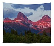 Reliving The Tetons Tapestry