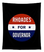 Rhoades For Governor 2018 Tapestry