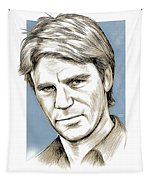 Richard Dean Anderson Color Tapestry