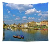 Richmond Upon Thames - Panorama Tapestry