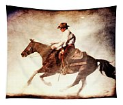 Riding The Light Tapestry