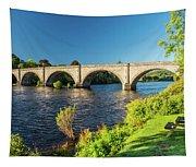 River Tay, Dunkeld, Perthshire Tapestry