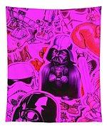 Robotic Rebellion Tapestry