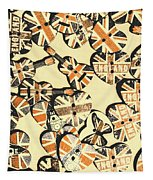 Rocking Old England Tapestry