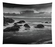 Rocks In The Storm Tapestry