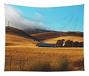 Rolling Hills Of California Tapestry