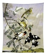 Rose-breasted Grosbeak Tapestry