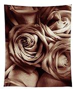 Rose Carmine Tapestry