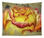 Rose Painting Tapestry