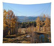 Rural Montana Tapestry