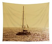 Sailing In The Sunlight Tapestry