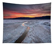Salt Creek Flats Tapestry