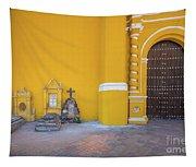 San Gabriel Tombs Tapestry