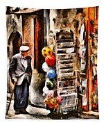 Scanno, Strada Abrami Tapestry