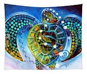 Sea Turtle Says Tapestry