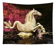 Seaphorse In Spring Tapestry