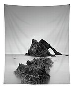 Seascape Rocks - Bow Fiddle Tapestry