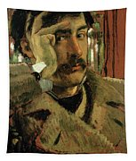 Self Portrait, 1865 Tapestry
