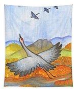 Shadoof Tapestry