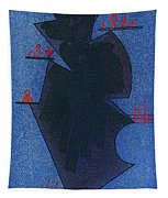 Shadow, 1931 Tapestry