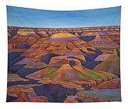 Shadows And Breezes Tapestry