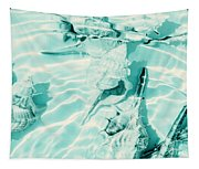 Shell Shallows Tapestry