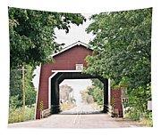 Shimanek Covered Bridge Tapestry