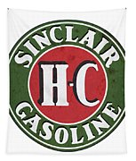 Sinclair Gasoline Tapestry