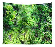 Snake Cactus Tapestry