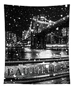 Snow Collection Set 09 Tapestry