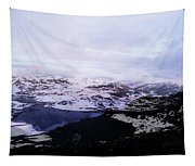 Snow View Tapestry
