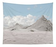 Snowy Mountain 007 Tapestry