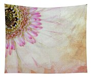 Softly Gerbera Tapestry