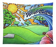South Texas Disc Golf Tapestry