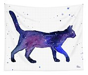 Space Cat Tapestry