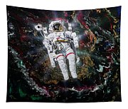 Spaceman Tapestry