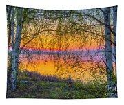 Spring Morning At 5.43 Tapestry
