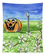 Spring-o-ween Tapestry