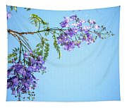 Springtime Beauty Tapestry
