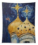 Stars Near And Far Tapestry