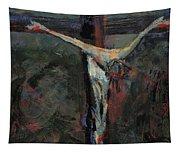 Station 12 Jesus Dies On The Cross Tapestry