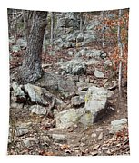 Steep Trails Tapestry
