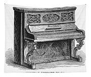 Steinway Piano, 1878 Tapestry