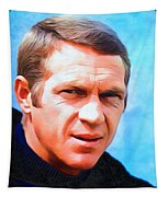Steve Mcqueen, Portrait Tapestry